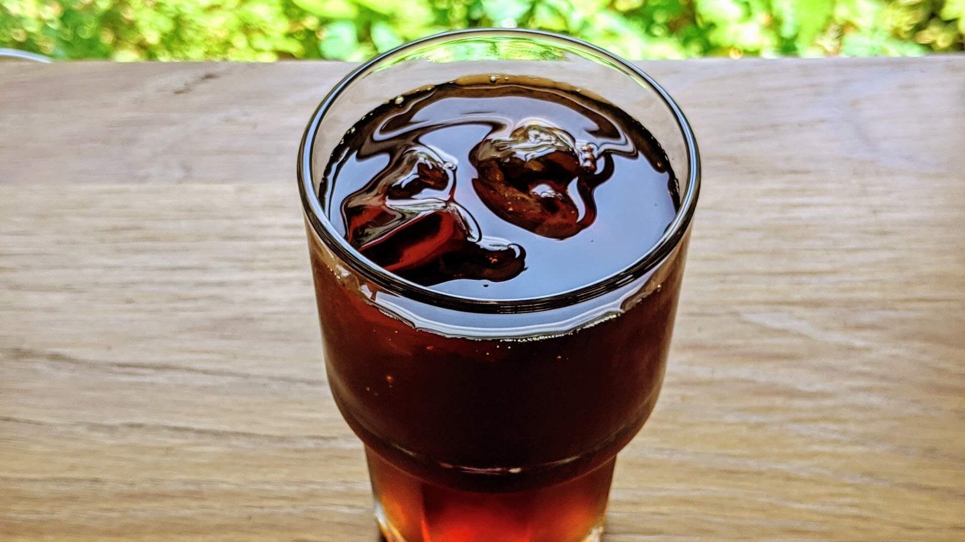 SLURP コーヒーの旅 7 浅煎りに拘るTurun Kahvipaahtimoの豆でアイスコーヒーをつくる